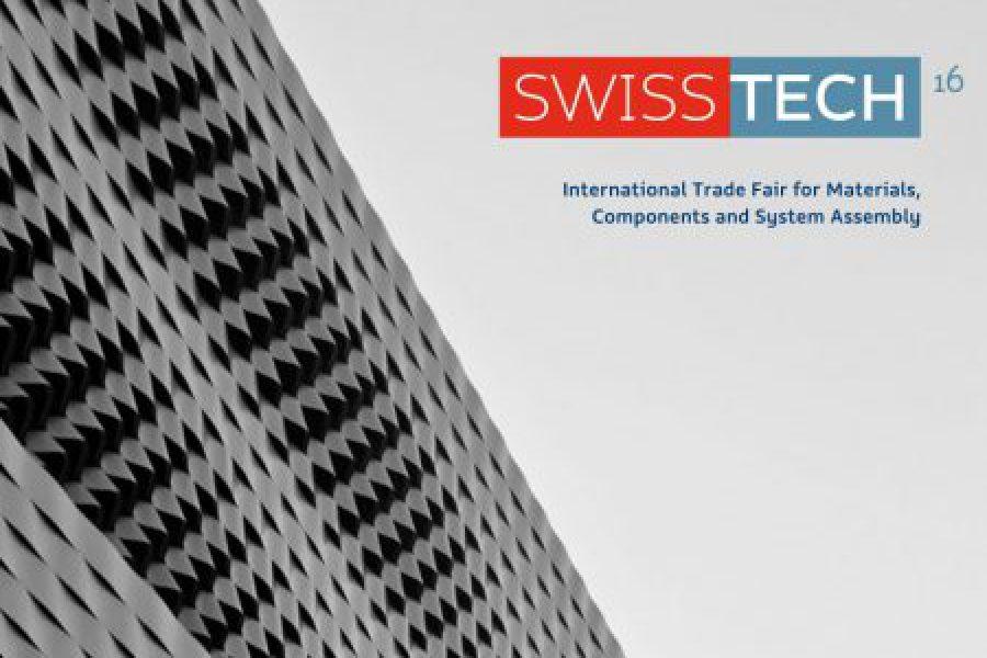 """Present at """"Swisstech 2016"""""""