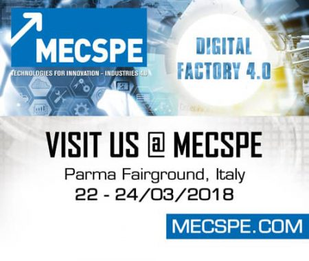 Galmar will be at the new edition of MECSPE 2018