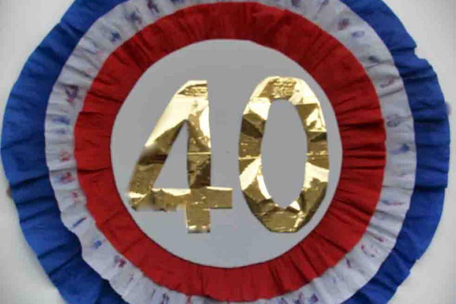 40 anni di Galmar