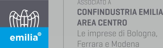 ASSOCIATO a Confindustria Emilia Area Centro GRIGIO-CYAN